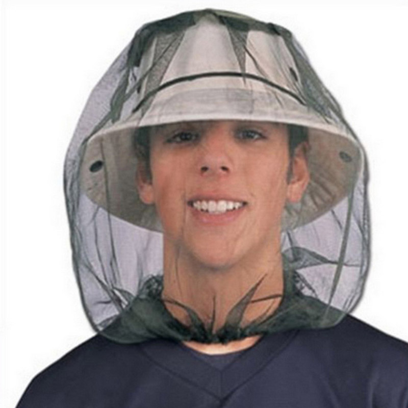 Women Men Hat Cap Anti-mosquito Breathable Sun Protection For Outdoor Fishing ED-shipping
