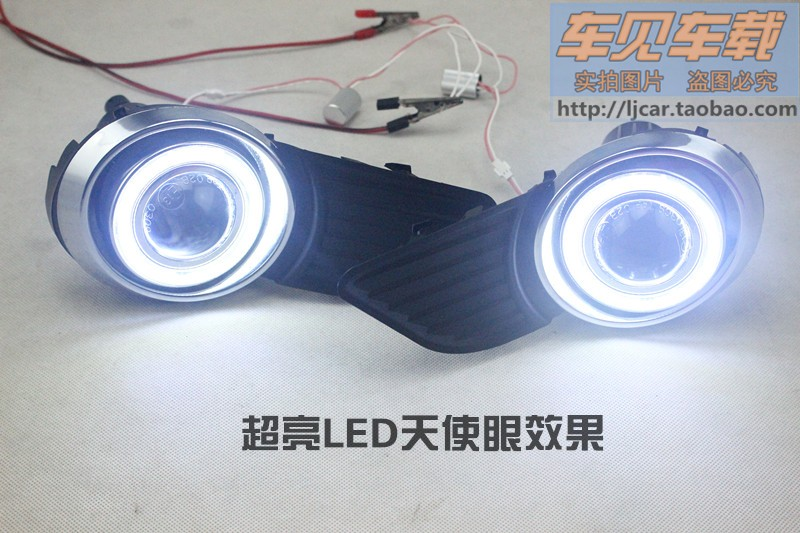 led-drl-daytime-running-light-cob-angel-eye-projector-lens-fog-lamp-with-cover-for-toyota-font-b-senna-b-font-2-pcs