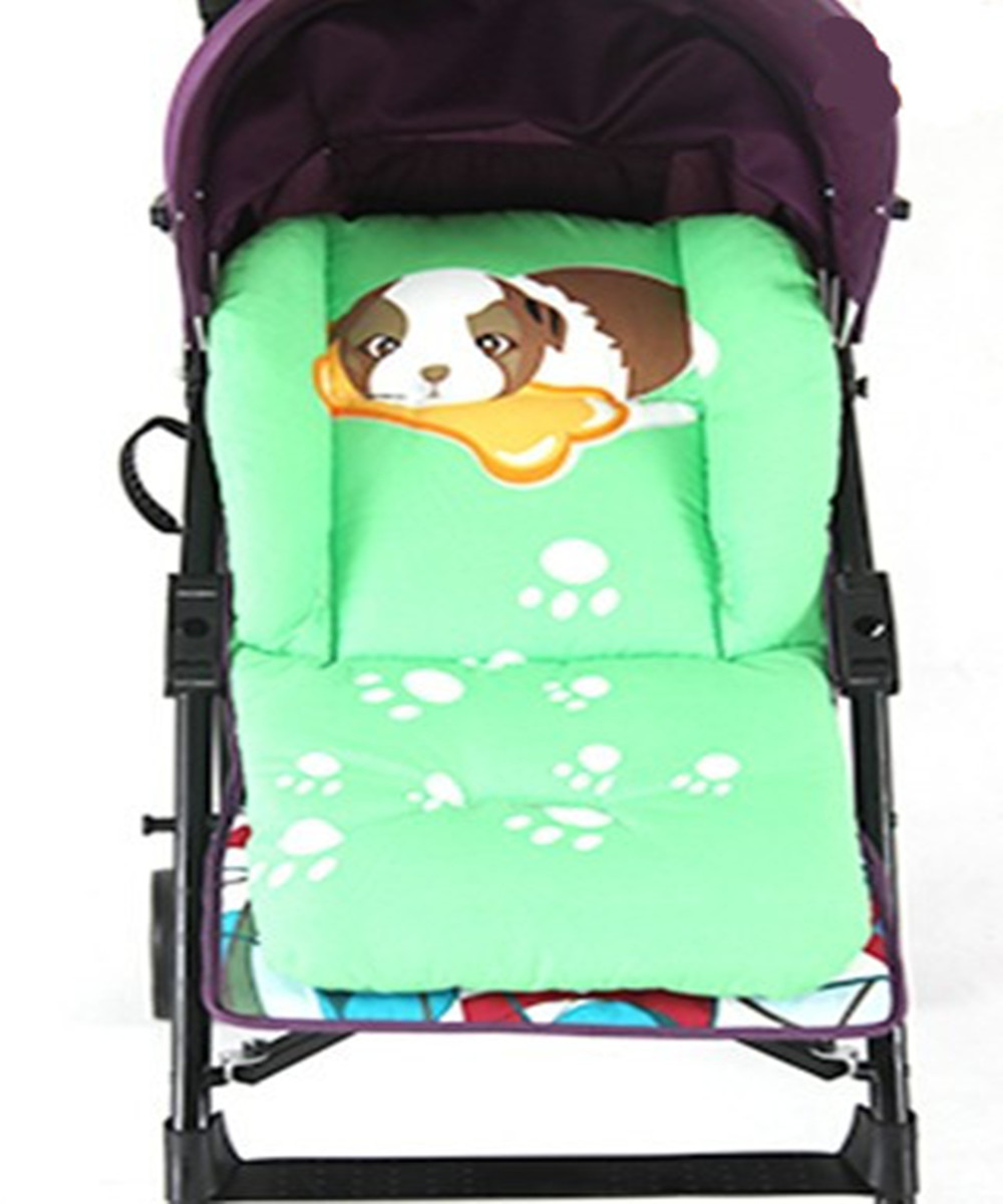 Baby Stroller Seat Cushion Pad Stroller General Pad Mattresses Infant Kids Child Carriage Cart BB Car Thermal Thicken Pad