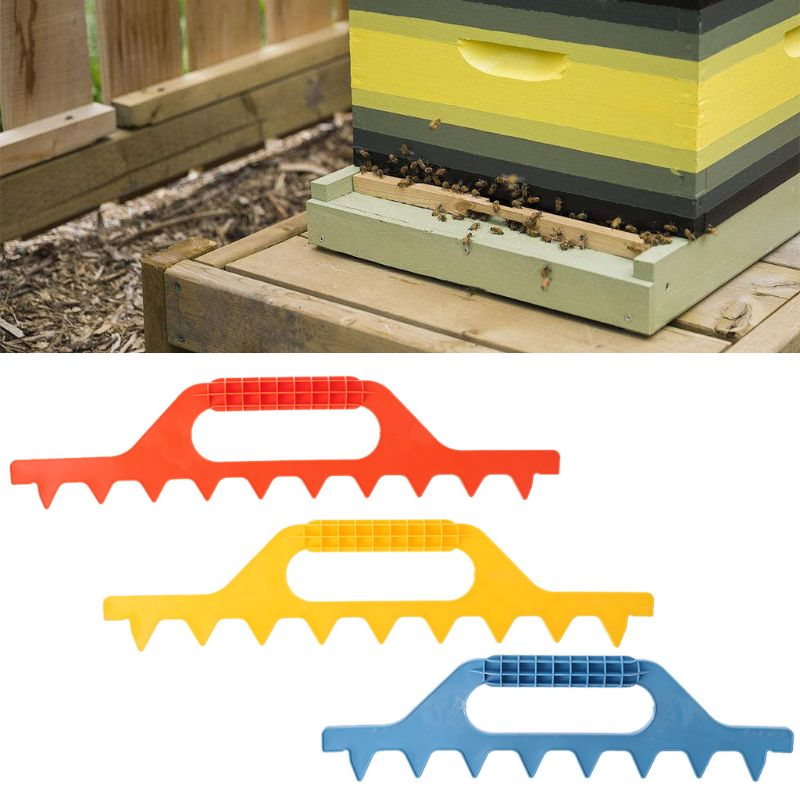 Image 2 - Bee Hive Frame Spcing Tool Gardening Beekeeper Tool Hive Frame Spacer Beekeeping Accessories-in Beekeeping Tools from Home & Garden