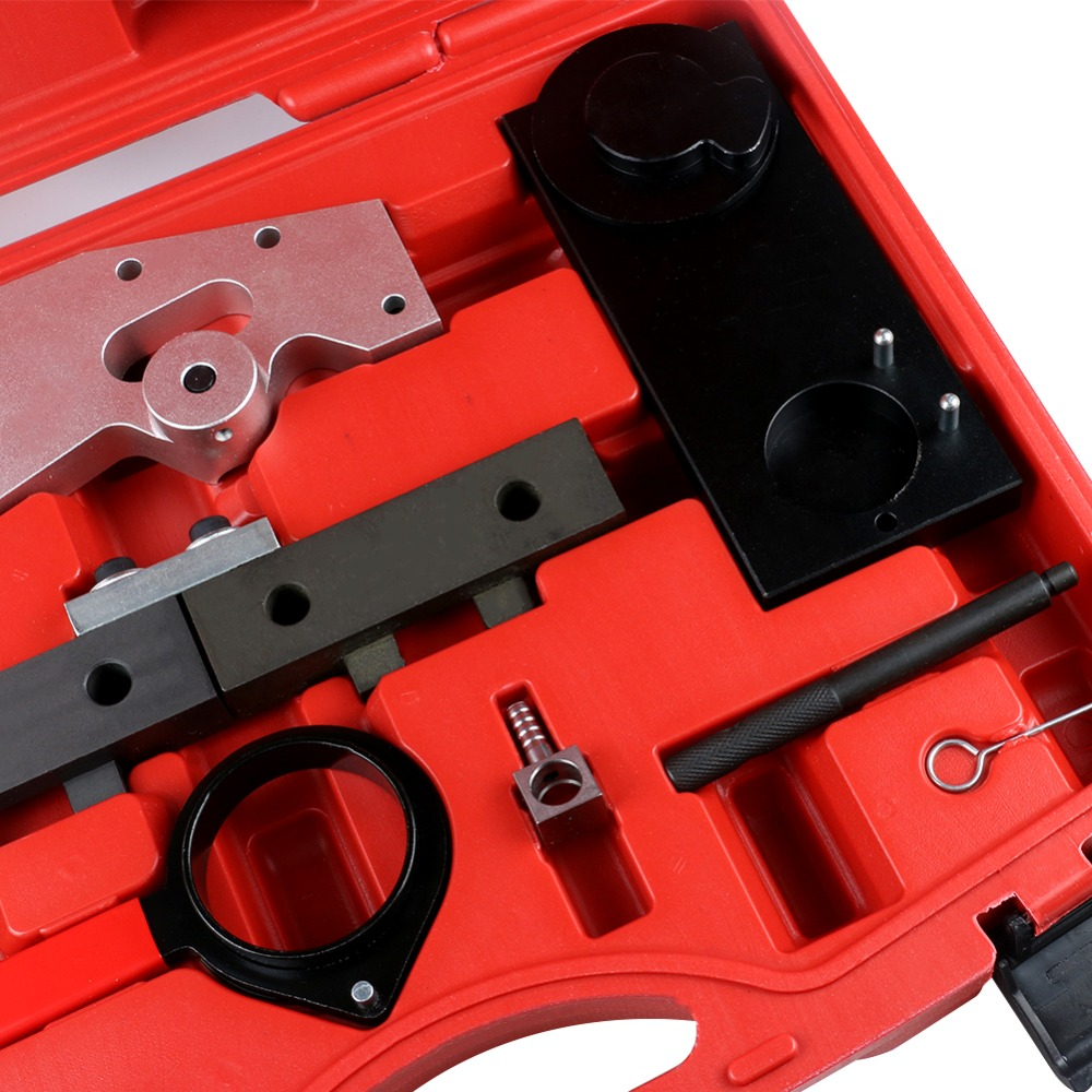 Engine Timing Tool Kit Compatible for BMW M52 M54 M56 M52TU 6 Cylinder  Single and Double Vanos