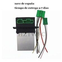 Нагнетатель теплого воздуха резистор 6441W6 7701207718 6441 L2 7701048390 для Citroen C2 C3 для peugeot 107 207 607 1007 для Renault