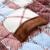 Los hombres de invierno de Algodón acolchado Engrosamiento chaqueta de traje de Pijama de Moda popular Da Vuelta-abajo de Gran tamaño Home ropa caliente