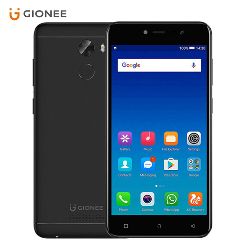 Gionee A1 Lite 4G LTE Mobile Phone 5.3 inch 4000mAh Octa Core 3G RAM 32G ROM 13MP+20MP Camera Dual Sim Android 7.0 Cellphone