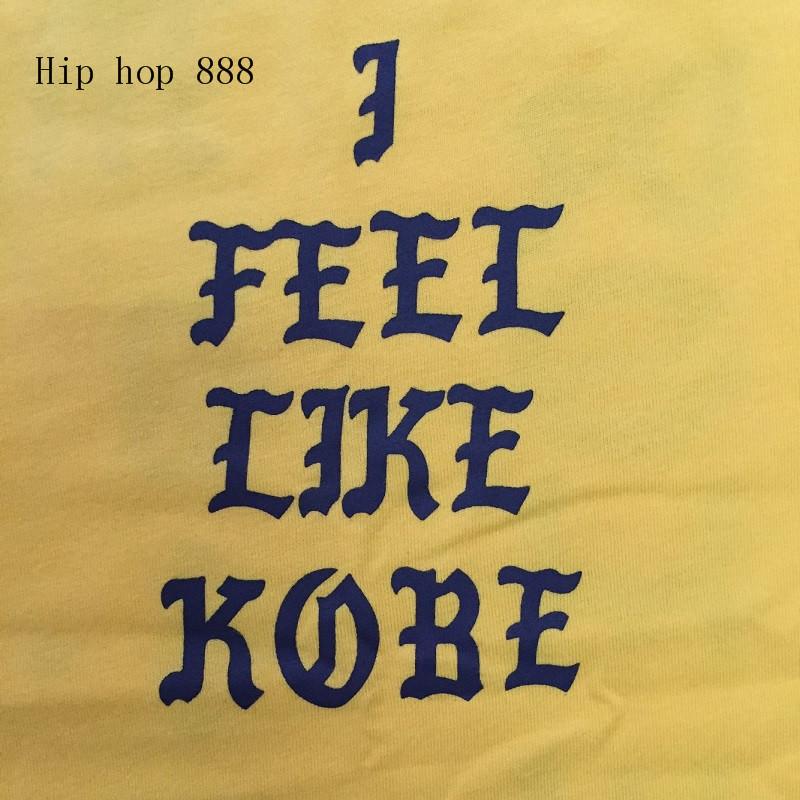 HTB1.RfLNpXXXXX2apXXq6xXFXXXN - Kanye West I Feel Like Kobe long sleeve commemorate T shirt PTC 108