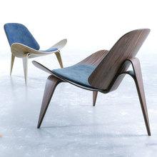 Северный стул insnet красный стул креативный простой дизайнерский одноместный диван стул улыбка самолет раковина стул