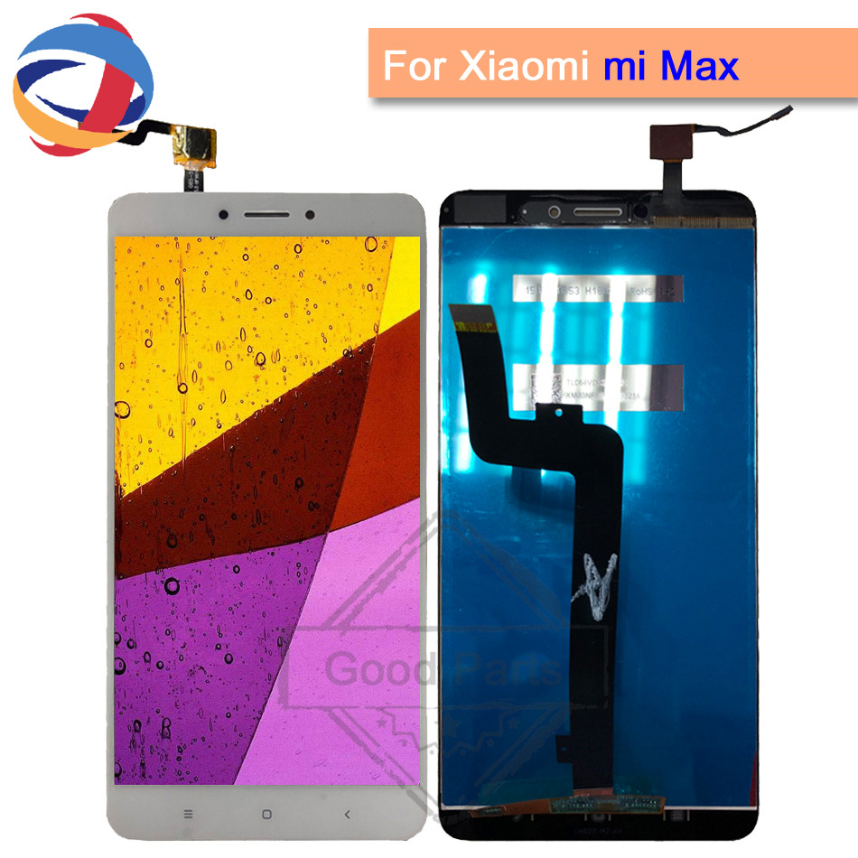 Display For 6.44Xiaomi Mi Max LCD Touch Screen Digitizer with Frame Xiaomi Mi Max Assembly Display Screen Replacement Mi Max 1