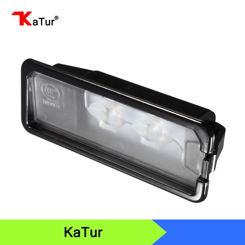 1 Set DC12V New Car LED License Plate Light Lamp For VW /Golf MK6 MK7 /Passat B7 CC Scirocco 35D 943 021 smaart v 7 new license