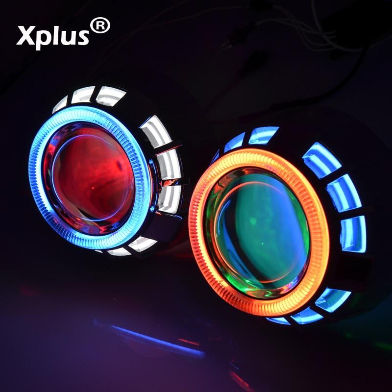 Xplus 55W 3.0HQT 3.0 inčno prednje svjetlo HID biksenonsko svjetlo - Svjetla automobila - Foto 1