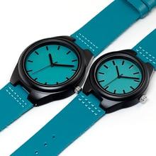 Handmade Wooden Lover's Quartz Watches