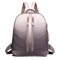Vintage Women Backpack PU Leather Fashion School Bag Backpacks for Teenagers Girls Satchel Women Trave Shoulder mochila feminina