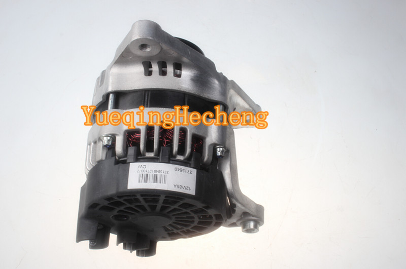 Alternator 2871A308 12738 for Perkins 1004-40T 1104D-44 1104C-44 1006-6T 12V 85A розовый цвет 6t