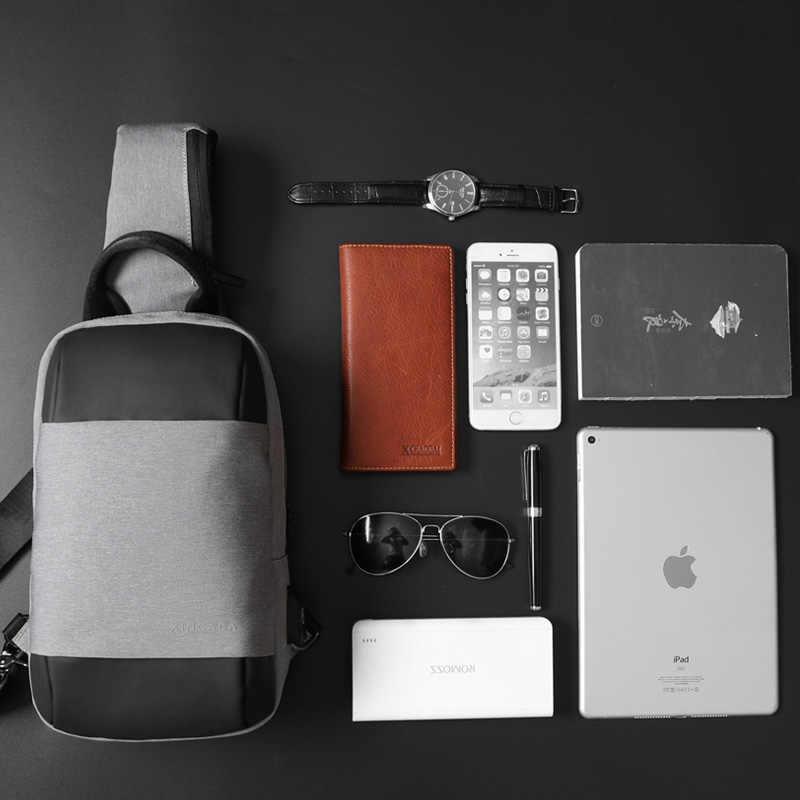 dfe79281d Detail Feedback Questions about XINCADA Sling Bag Messenger Bag ...