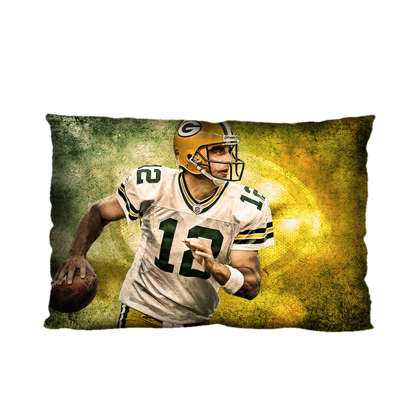Aaron Rodgers Dakimakura Full Body Pillow case Pillowcase Cover