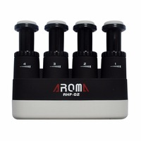 AROMA Exerciser Strengthener Trainer Hand Grip Portable Children Prohands Tranining For Piano Ukulele Guitar New Shop