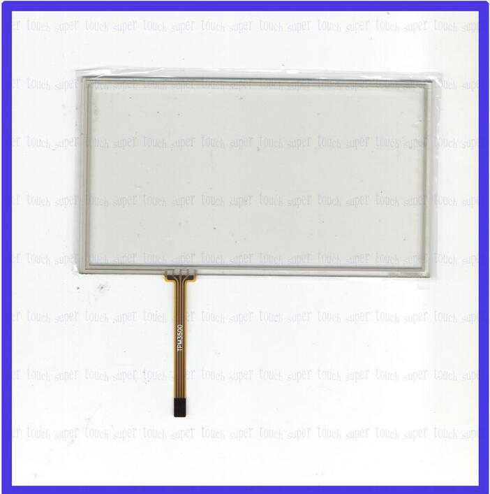ZhiYuSun Wholesale  ZXYS For Pioneer AVH-X1500DVD  NEW 6inch 4 Line For Car DVD Touch Screen Panel Sensor Glass