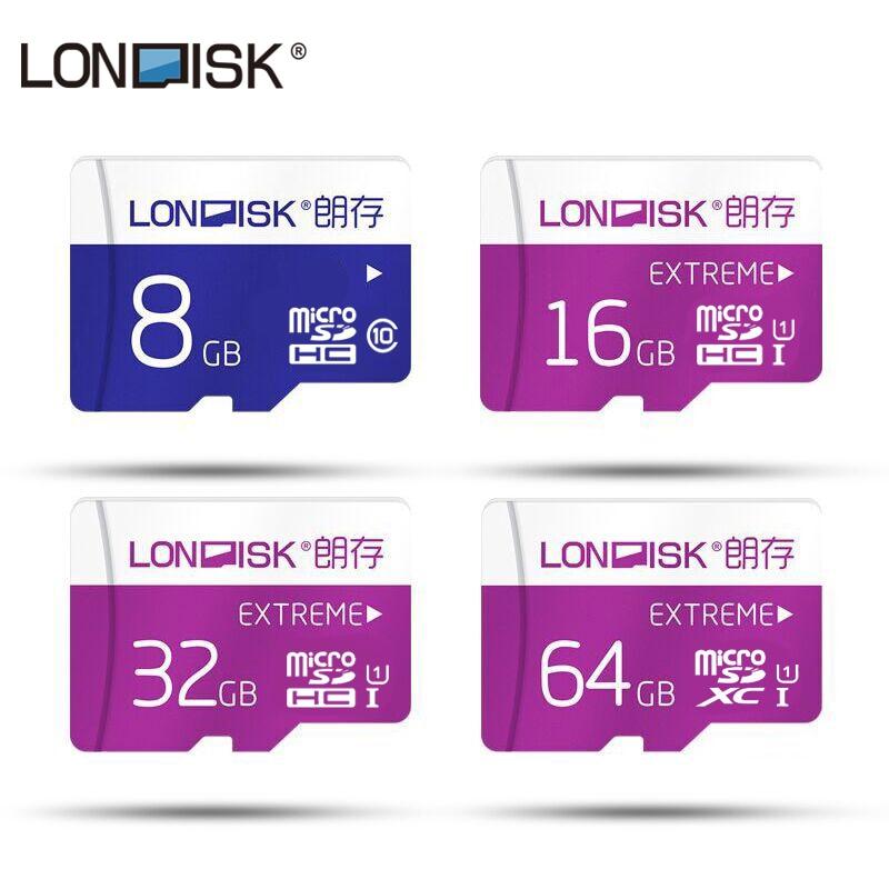 Smartphone, Microsd, Camera, Londisk, Memory, Flash