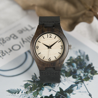 BOBO BIRD Womens Watches Top Brand Vintage Wood Bamboo Wooden bayan kol saati Wristwatch Ladies Girlds Quartz in Gift Box