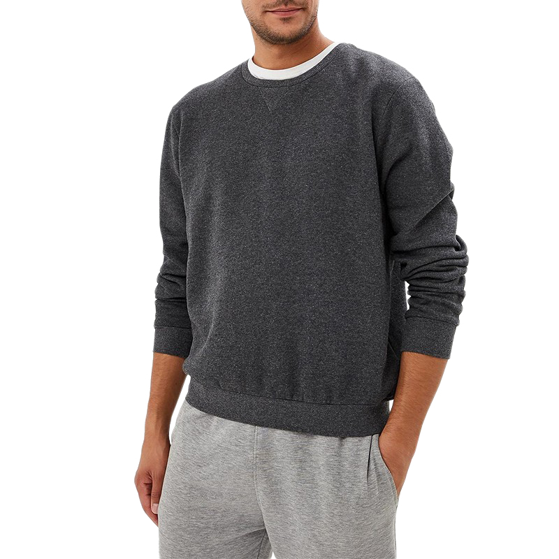 Hoodies & Sweatshirts MODIS M182S00034 hooded jumper sweater for male for man TmallFS plus raglan sleeve hooded sweater