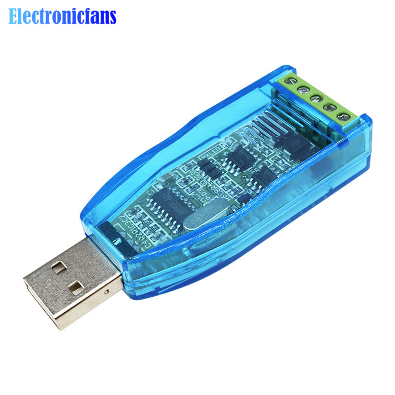 USB to RS485 converter industrial LEVEL FT232 chip TVS protection for WIN XP//7//8