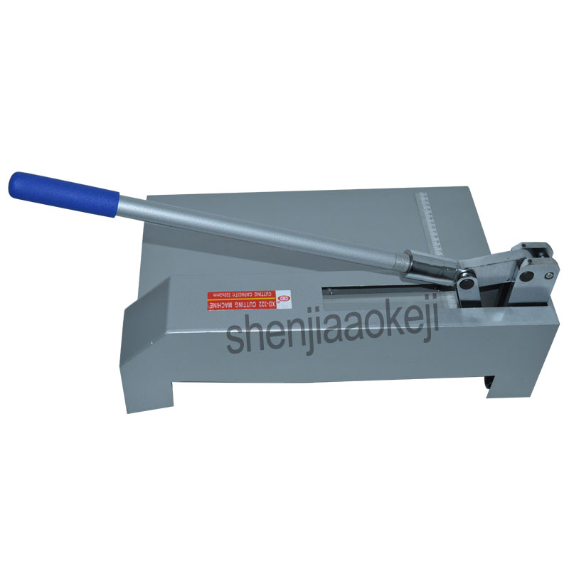 цена Strong Shearing cuting knife Aluminum Sheet Cutter Heavy Duty PCB Board Polymer Plate Metal Steel paper Cutting Machine