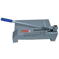 Strong Shearing cuting knife Aluminum Sheet Cutter Heavy Duty PCB Board Polymer Plate Metal Steel paper Cutting Machine