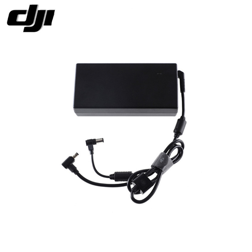 Original DJI Inspire 2 Battery Charger 180W AC Power Adapter ( Without AC Cable ) for Inspire2 Inspire 1 Drone Adaptor Original
