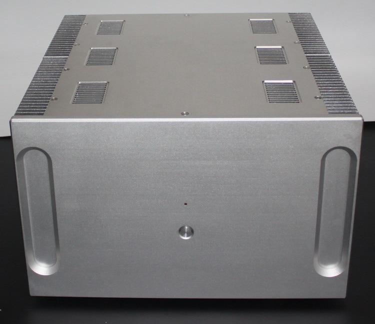 New luxury WF1133 Full Aluminum amplifier Enclosure/mini AMP case/ Preamp box/PSU chassisNew luxury WF1133 Full Aluminum amplifier Enclosure/mini AMP case/ Preamp box/PSU chassis