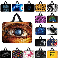 Handle Computer Accessories 17 15 14 13 12 10 Inch Laptop Sleeve Carry Bag Notebook Cover Cases Pouch For Macbook Acer For Chuwi