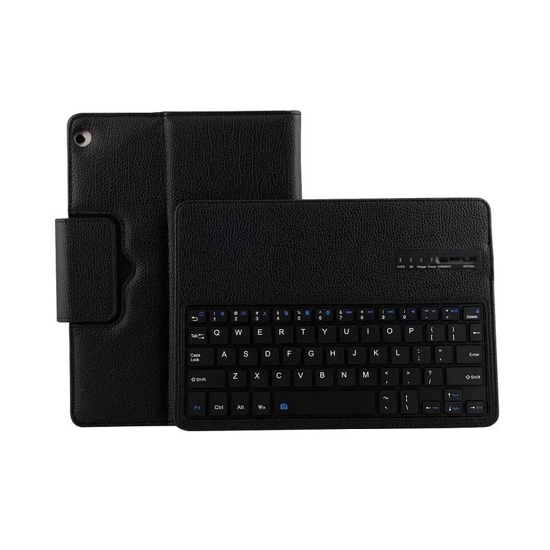 Wireless Bluetooth Keyboard PU Leather Cover Protective Case For Huawei MediaPad M3 Lite 10 BAH-W09/AL00 10.1 inch Tablet case for huawei mediapad m3 lite 8 case cover m3 lite 8 0 inch leather protective protector cpn l09 cpn w09 cpn al00 tablet case