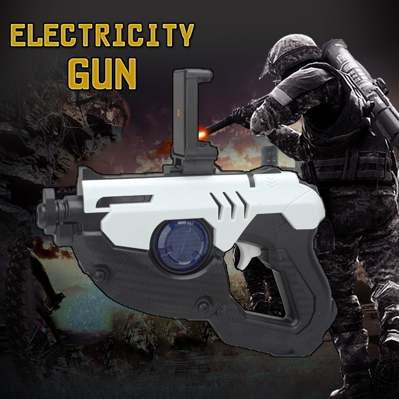 airsoft pistol Augmented reality virtual AR gun wireless bluetooth outdoor fun sports decompression gamepad airsoft air guns
