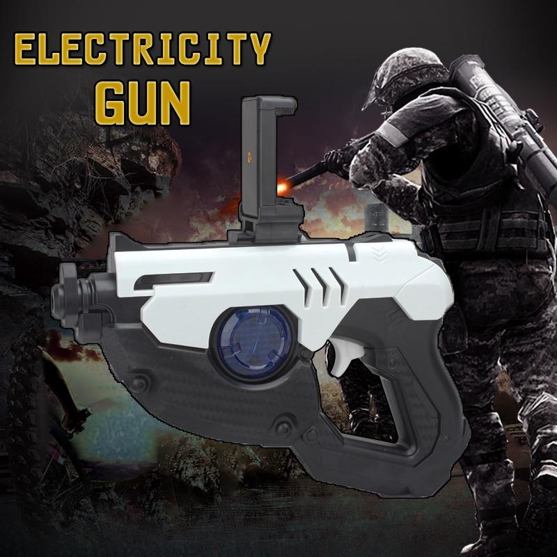 airsoft pistol Augmented reality virtual AR gun wireless bluetooth outdoor fun sports decompression gamepad airsoft air guns