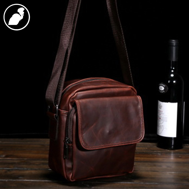 ETONWEAG Famous Brands 12 Pcs/Dozen PU Leather Messenger Bags For Women 2018 Brown Cover Crossbody Bag Preppy Style Small Bag etonweag famous brands 12 pcs dozen messenger bag men leather brown cover shoulder bags preppy style designer crossbody bag