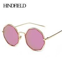XINFEITE 5PCS/Lot New Round Sunglasses Women Brand Designer Vintage Sun Glasses Femal Eyewear UV400 gafas de sol mujer