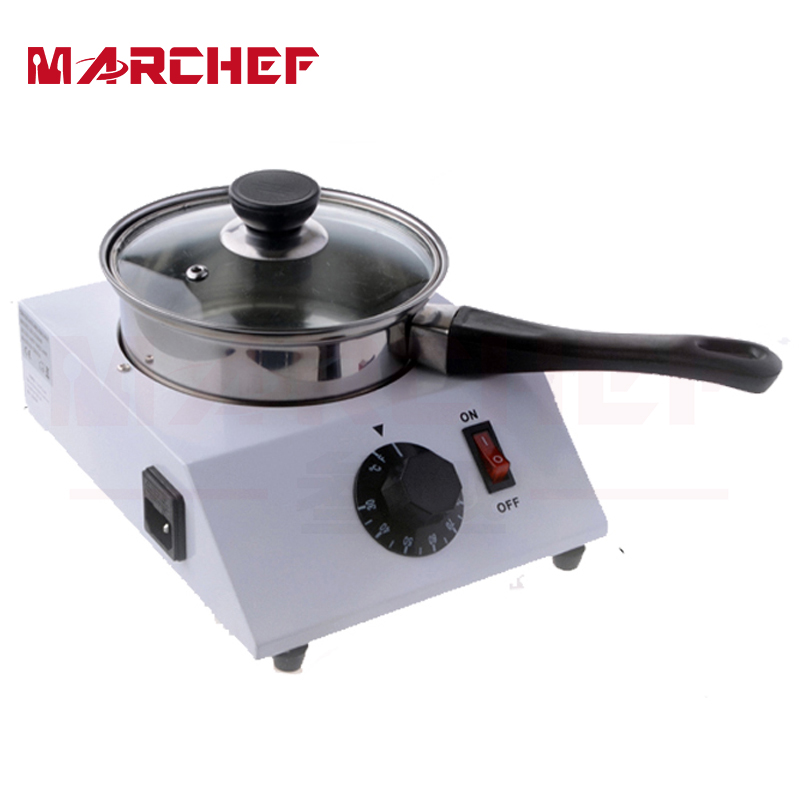 1.25KG Single Pot Electric Chocolate Melting Pot /Choclate Melting Machine - Perfect For Fonue & Cake Decorating