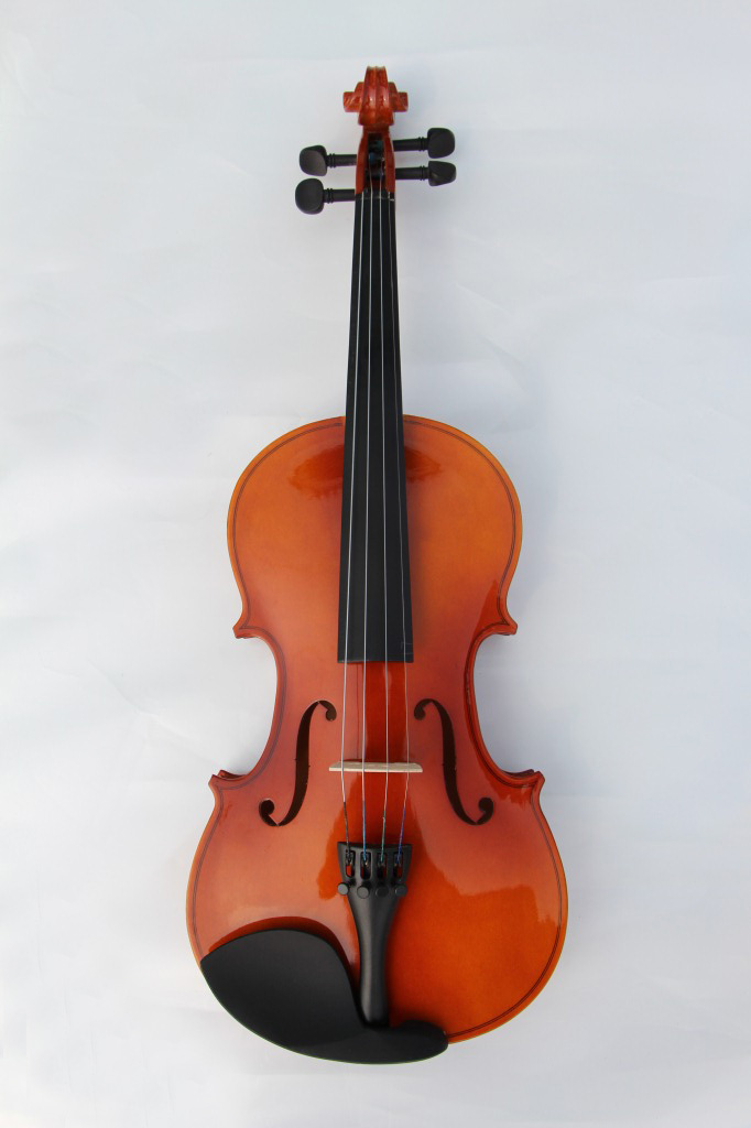5 size options Violin for beginners _wooden accessories Violin size 4/4_3/4_1/2_1/4_1/8 free shipping 4 4 size 430c pernambuco cello bow high quality ebony frog with shield pattern white hair violin parts accessories