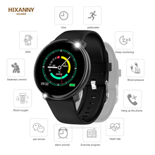 Smart Watch Full Screen Touch IP 67 Waterproof Fitness Tracker Heart Rate Monitor Smartwatch for Android & IOS Phone Wrist Watch стоимость
