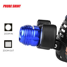 15000Lm 3x XML T6 LED Headlamp Rechargeable Headlight 18650 Head Torch Light Lamp Bicycle Lights Waterproofing A1