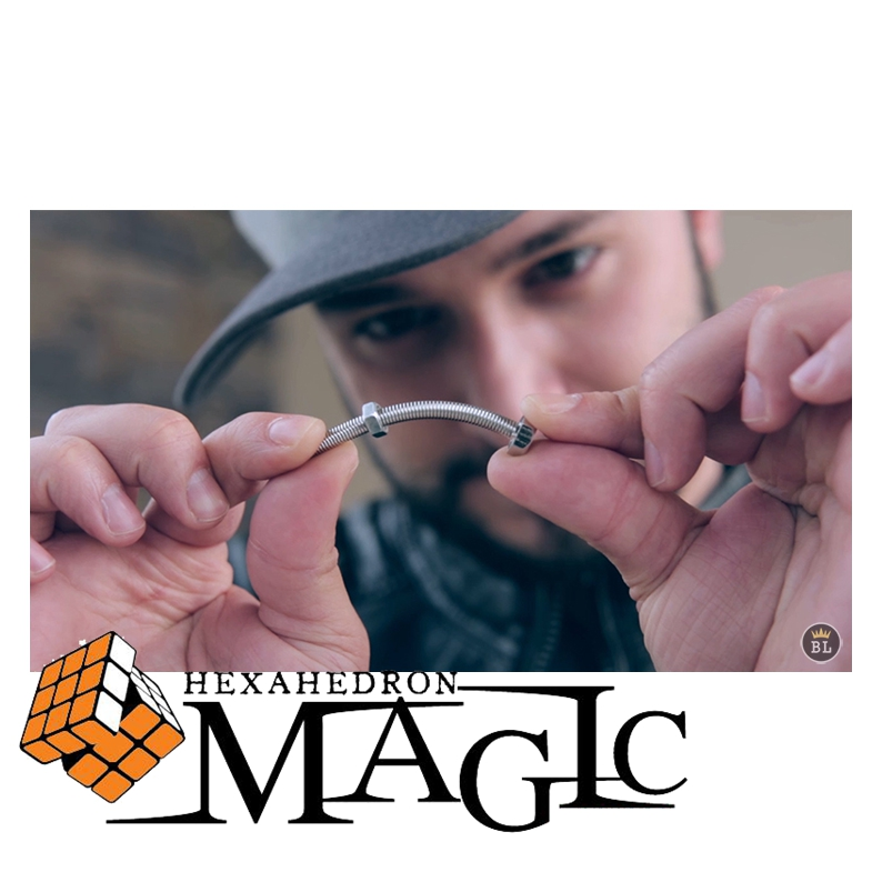 d0b29f615e Strong Man Jimmy Strange Merchant of Magic close-up magic trick   TV show    professional magic product   wholesale   amazing