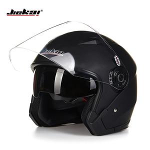 Helmet motorcycle open face ca