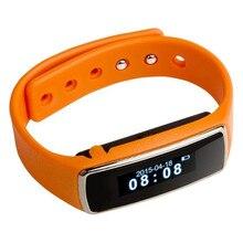 Новая мода V5 Смарт-часы запястье спортивный браслет Водонепроницаемый Bluetooth 4.0 смарт-браслет для samsungs телефона Android