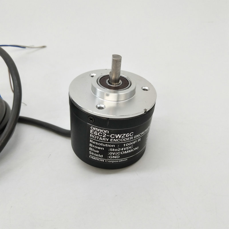 E6C2-CWZ6C OMRON Rotary Photoelectric Encoder 5-24V 2500 2000 1800 1024 1000 600 500 400 360 200 100 60 40 30 20PPR цена 2017
