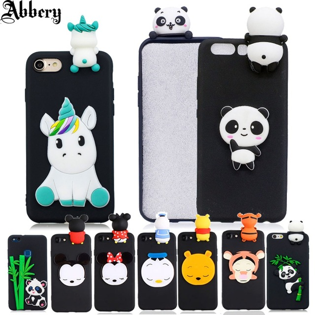huge discount dbbdb 01864 US $2.29 |Abbery Cute Cartoon Panda Phone Case For oneplus 6 6T Coque  Unicorn Lovely Soft Silicone Back Cover for oneplus 5 5t one plus 3t-in  Fitted ...