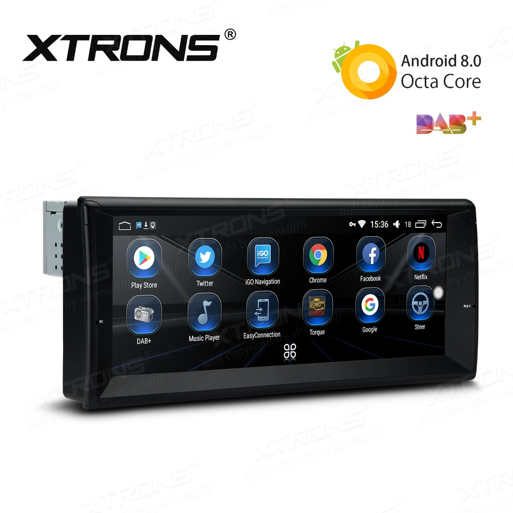 10.25'' Android 8.0 Octa Core Car Radio Player GPS Navigation for BMW 7 Series E38 1994-2001 E39 1995-2003 M5 1999-2003 image