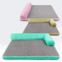 Summer Kennel Deodorant Clean And Breathable Comfortable Dog Mat Popular With Pet Supplies Solid Color Simple Cool Pad