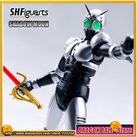 Free Shipping Kamen Masked Rider Black Original BANDAI Tamashii Nations SHF S H Figuarts Toy Action