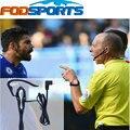 Fodsports marca V2 intercomunicador del casco accesorios, intercomunicador del Interphone auriculares auriculares para árbitro de arbitraje de entrenador Riders