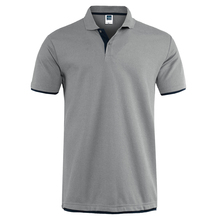 Brand New professional design Man Polo Shirt Mens Summer Casual Breathable Cotton shirt Men Short Sleeve High quality polo