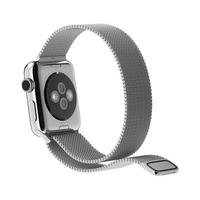 Luxury Stainless Steel Band For Apple i Watch 38 42 mm WatchBand Bracelet Strap Belt For Apple Watch Sport Edition 42mm Silver
