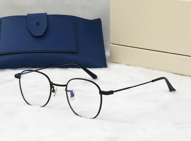 Eyewear Titanium Glasses Frame Gentle brand Men Eyeglasses Computer Optical Prescription Reading Clear Eye Lens male